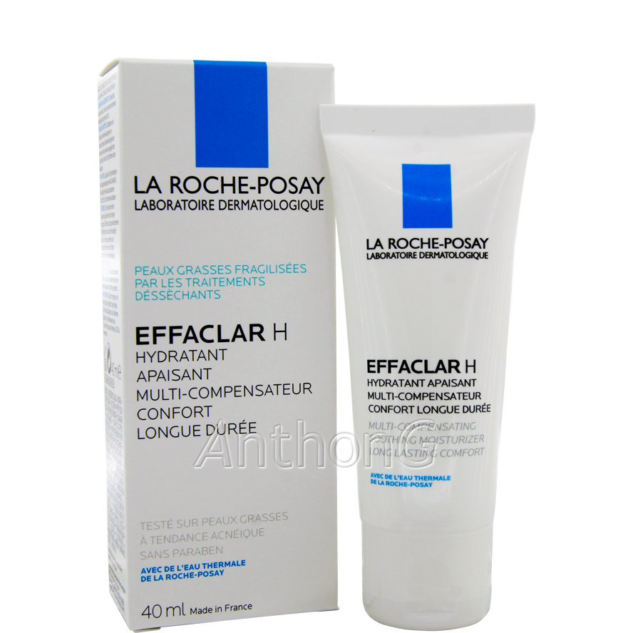 la roche posay effaclar h compensating soothing moisturizer sale. Black Bedroom Furniture Sets. Home Design Ideas