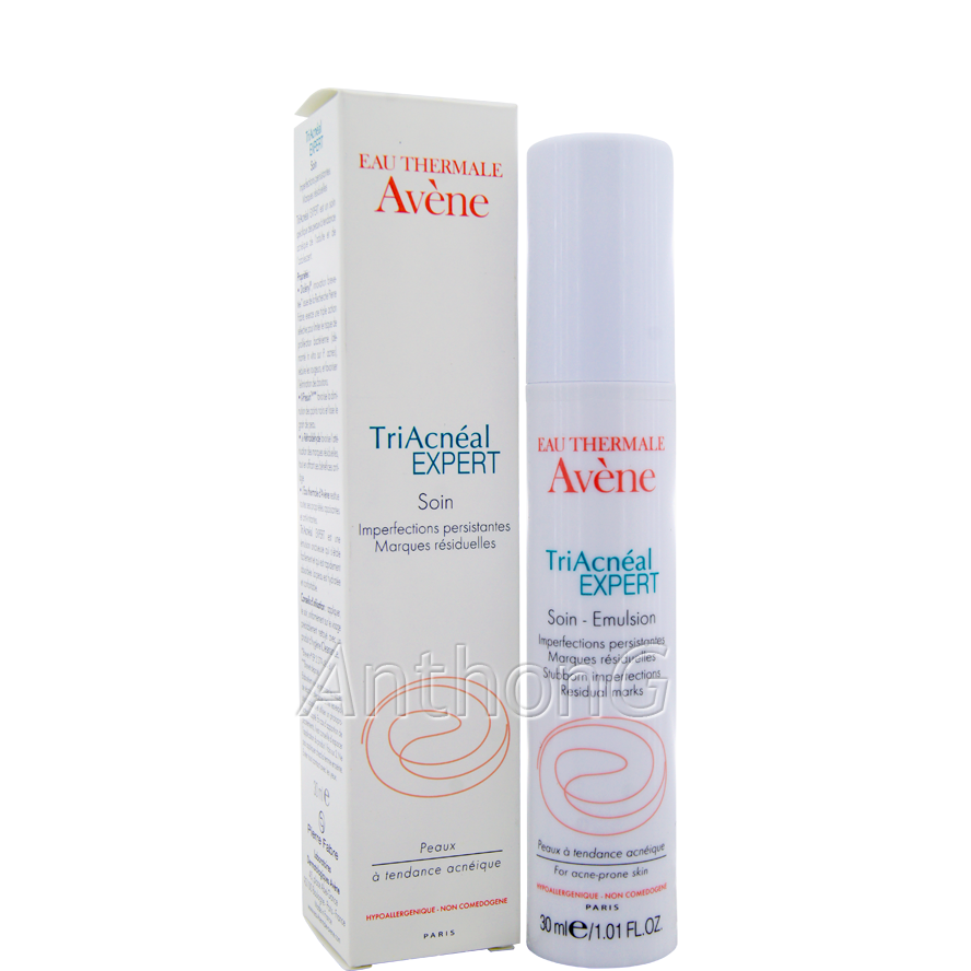 how to open avene triacneal expert