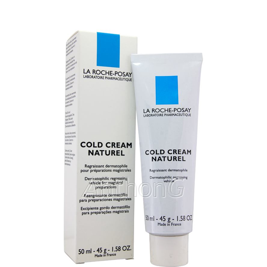 Cold cream eye makeup remover