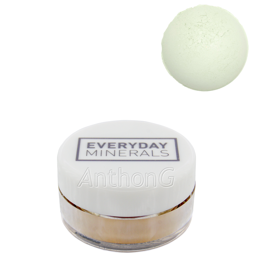 Everyday minerals mint color corrector